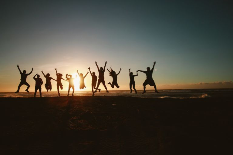 silhouette-photography-of-group-of-people-jumping-during-1000445(1)